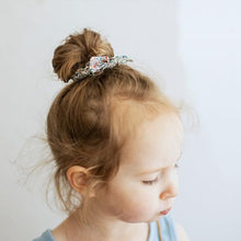 Toddler scrunchie in Cream Floral
