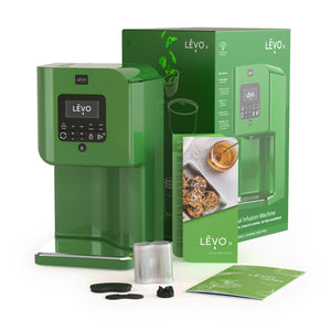 LEVO II comes with everything you need to start infusing right away.