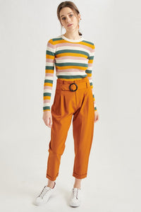 Pantalon orange citrouille 24 Colours