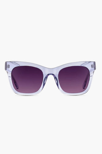 Lunettes de soleil Mize | Premium Collection | Amethyste - Gradient purple