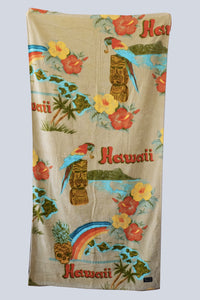 "Serviette de plage Billabong ""Hawaii"""