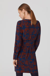 "Robe col rond ""Signes du zodiaque"" - Nice Things"