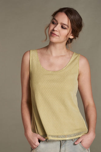 Camisole lime - Nile