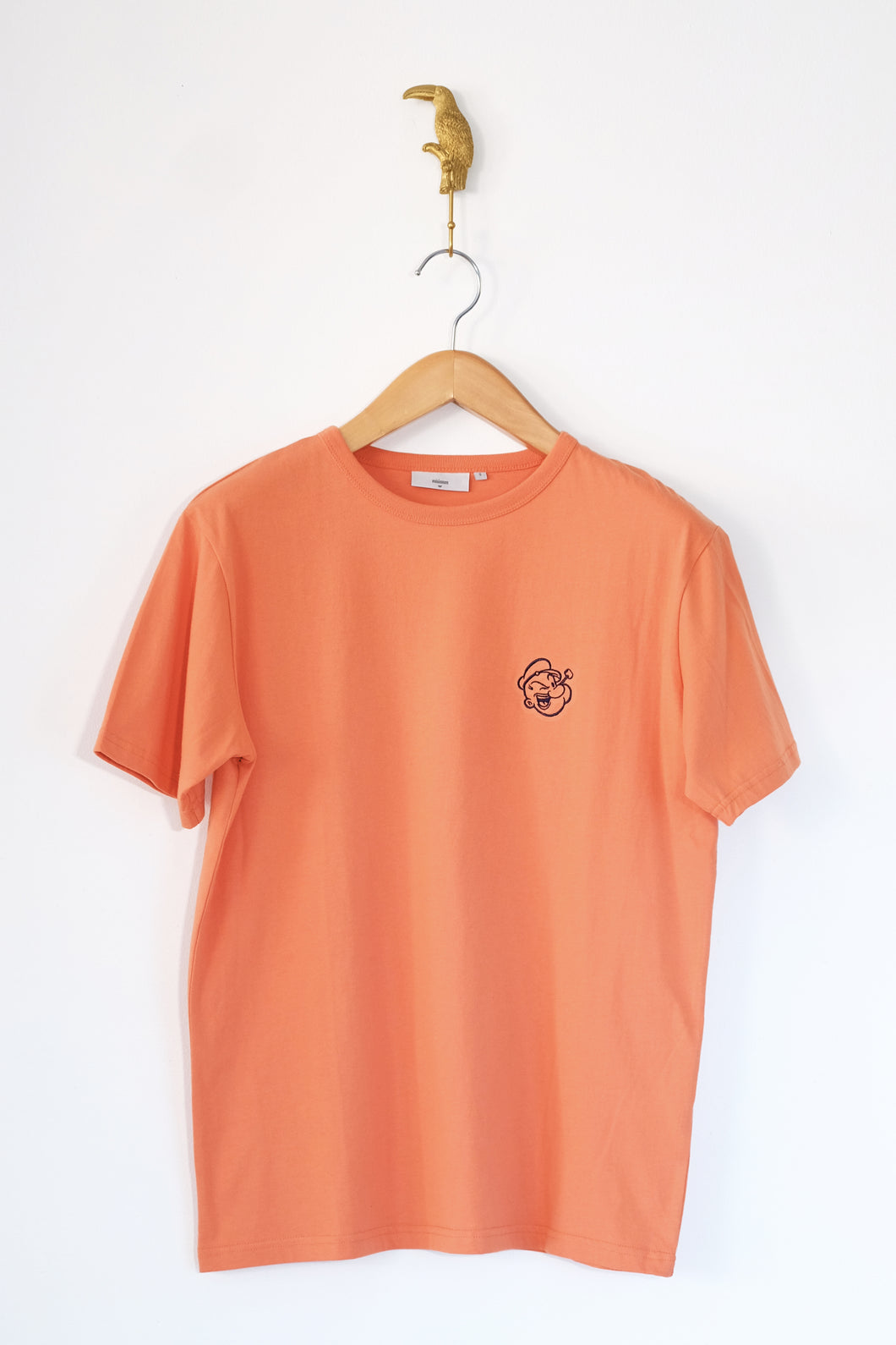 T-shirt orange Minimum