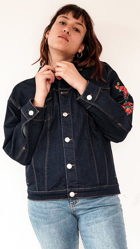 Veste en denim, RES denim
