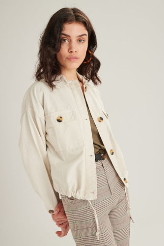 Veste beige 24 Colours
