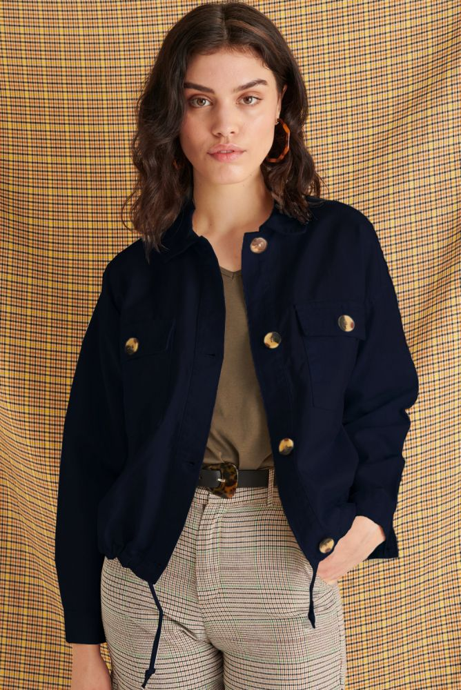 Veste bleu 24 Colours