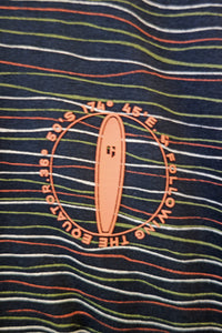 "T-shirt ""Following the equateur"" Garcia"