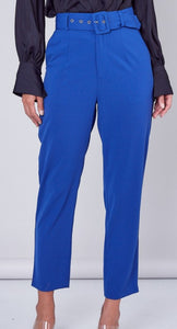 Right Fit Belted Trousers