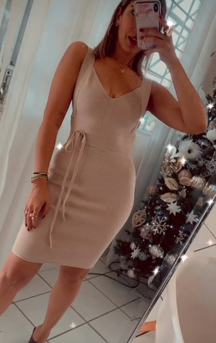 Hold Me Tight Bodycon Dress