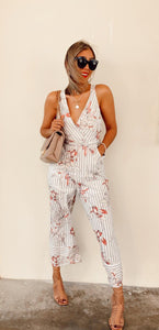 Meet Me at Noon Jumpsuit