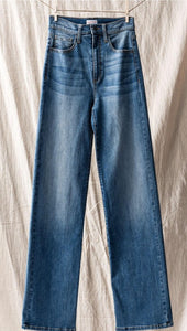 Wide Leg Denim Jean