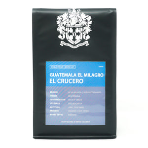 Guatemala Milagro | 4 time Golden Bean Medal Winner