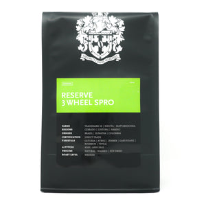 Reserve Espresso  |  6 time Golden Bean Medal Winner