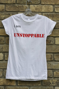 'I am Unstoppable' T-Shirt