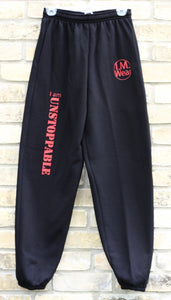 Unisex 'I am Unstoppable' Sweatpants