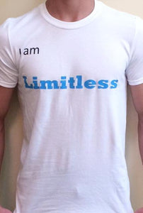 'I am Limitless' Men's T-Shirt
