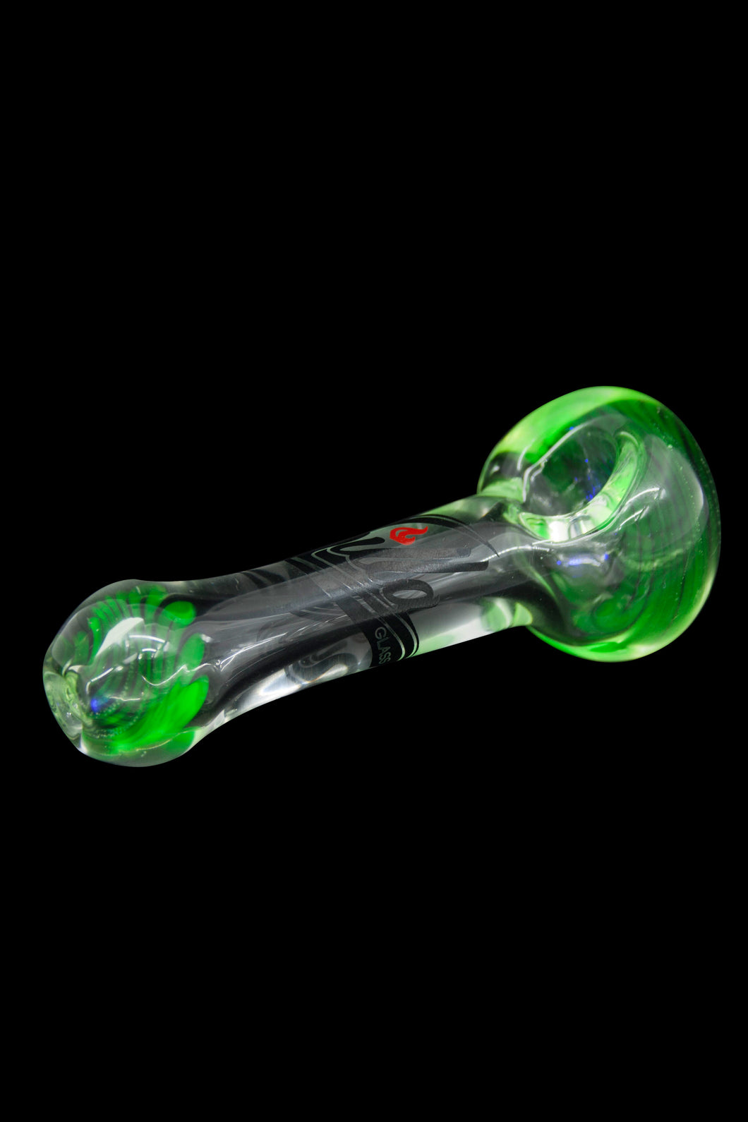 Killa Glass 4'' Illuminati Hand Pipe