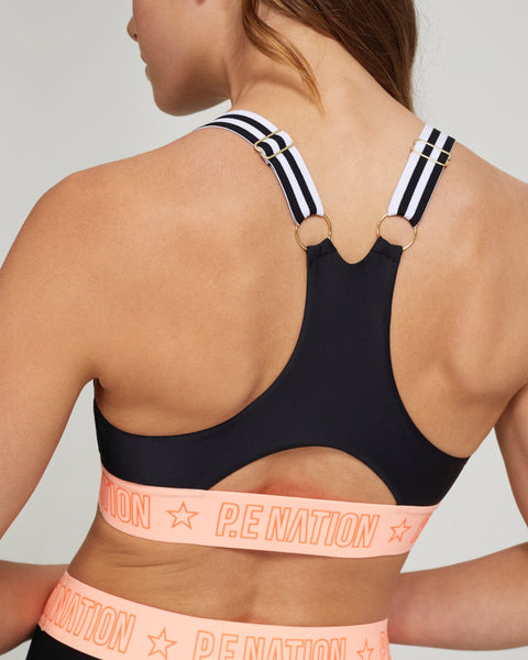 Front Side Sports Bra - Prae Store