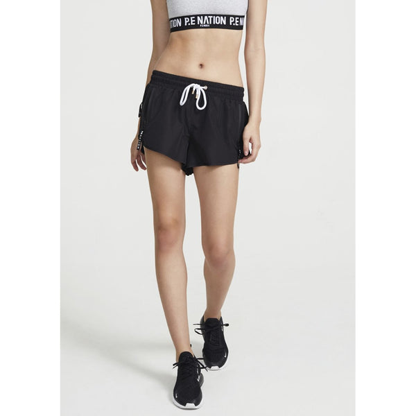 Double Drive Short - Black - Prae Store