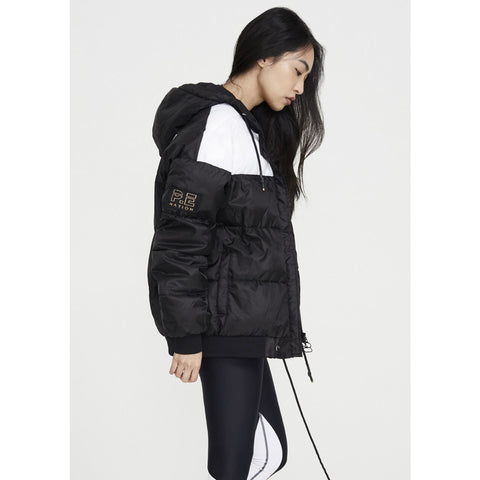 Lead Right Puffer Jacket - Prae Store
