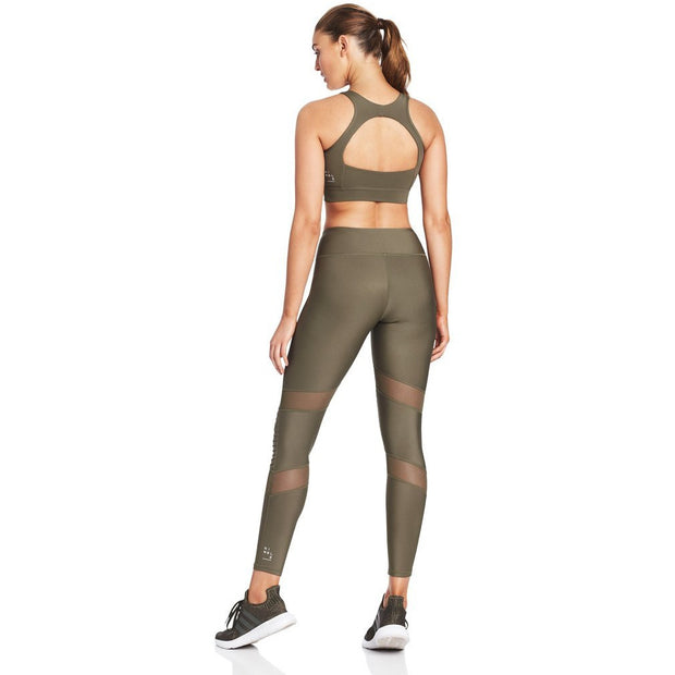 Grace Sports Bra - Burnt Olive