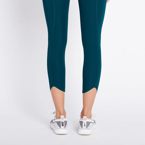 All Day High Rise Tight - Deep Sea Blue