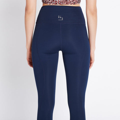 All Day High Rise Tight - Navy - Prae Store