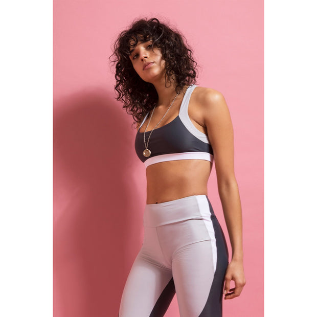 Fly Ball Panelled Crop