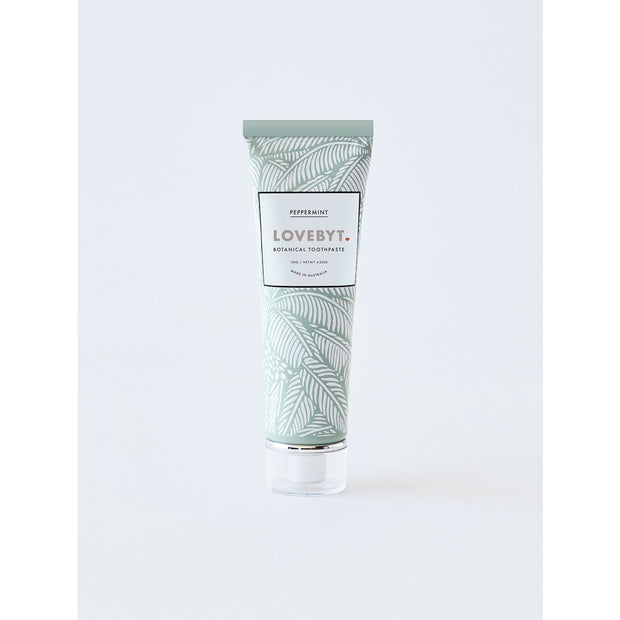 Peppermint - Smooth & Fresh Natural Toothpaste