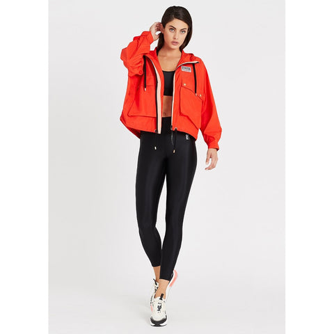 Cutshot Jacket - Red