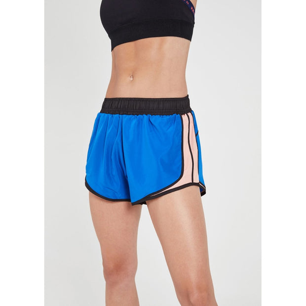 Sprint Vision Short In Blue