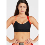Overshot Sports Bra - Peach