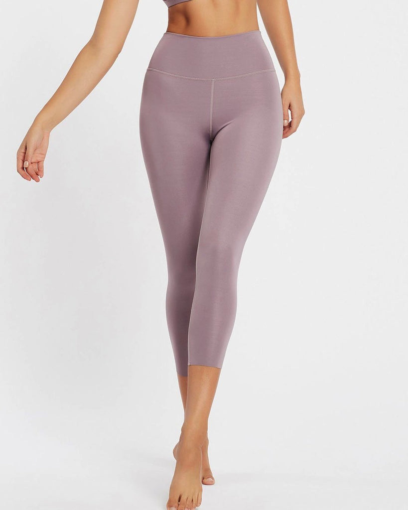 All Day High Rise Legging II - Lilac - Prae Store