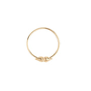 Gold Bloom Ring - Large