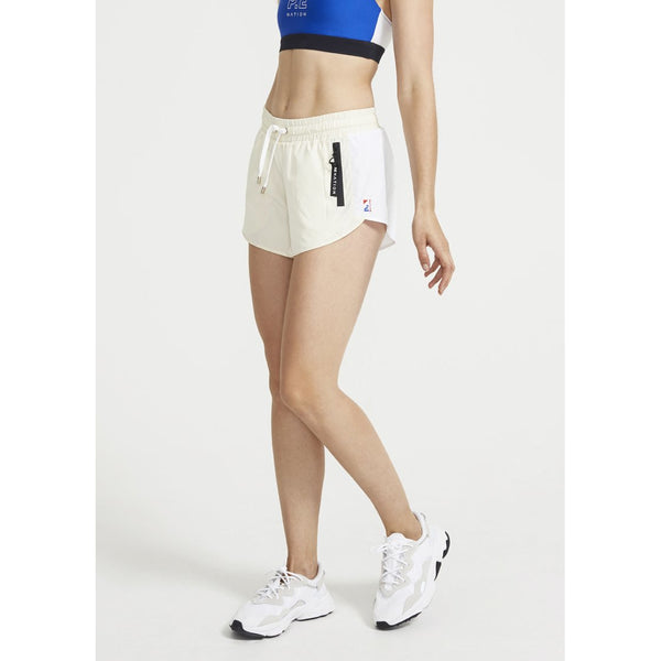 Double Drive Short - White - Prae Store