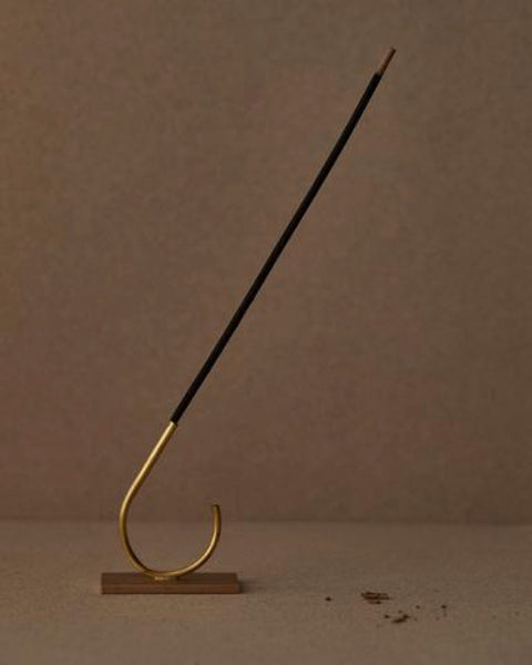 AYU x Anna Varendorff Brass Incense Holder - Prae Store