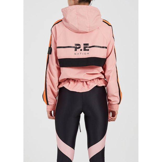 Man Up Jacket In Pink