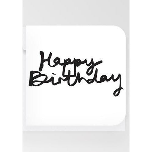 Happy Birthday - Mini Card
