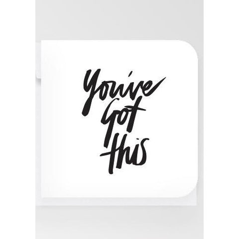 You've Got This - Mini Card - Prae Store