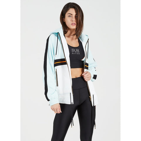 Man Up Jacket - Pale Blue