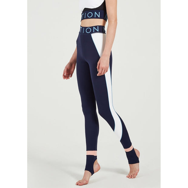 Speedwork Legging In Navy