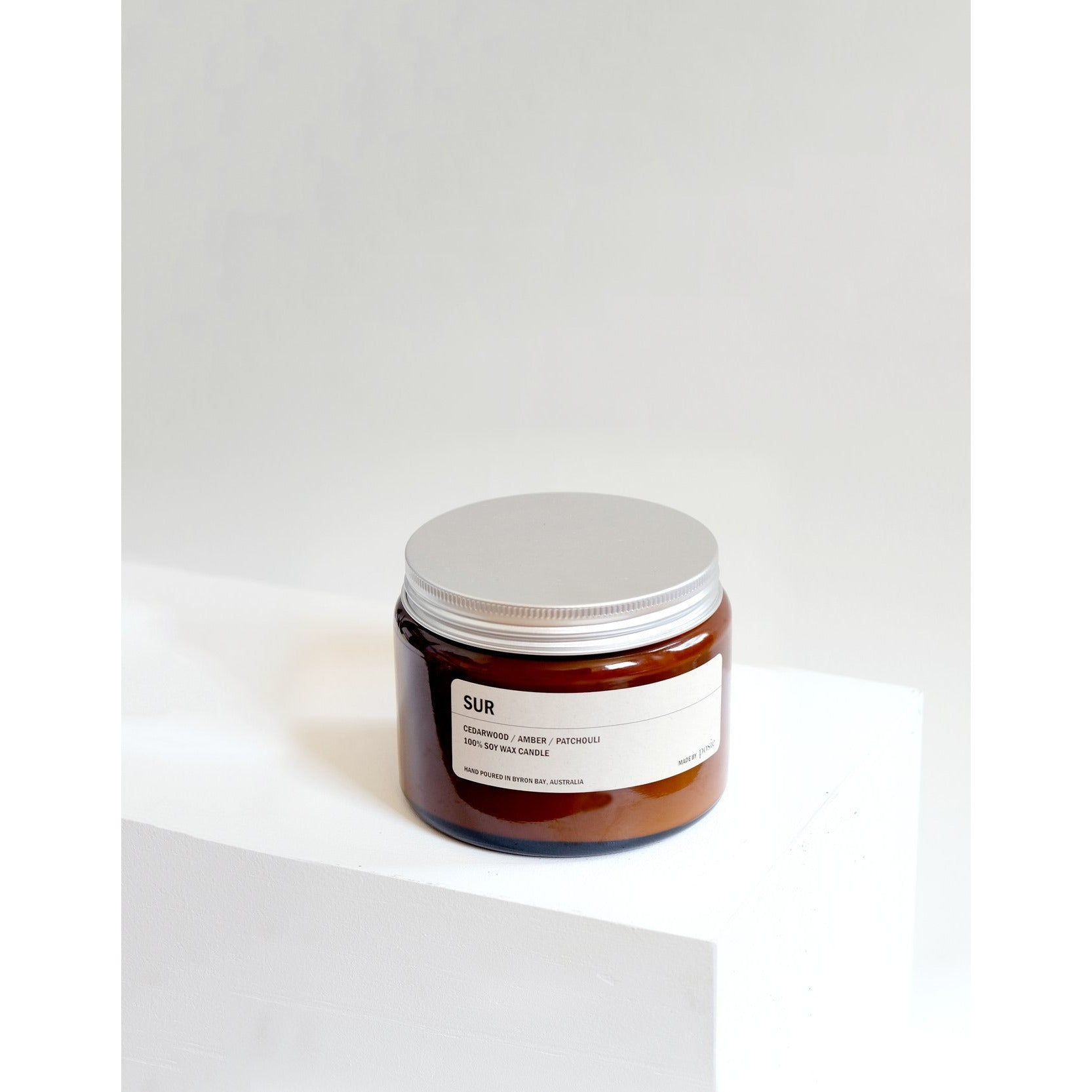 500g Amber Soy Candle - SUR