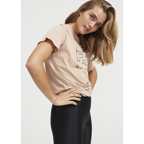 Heads Up Tee - Nude - Prae Store