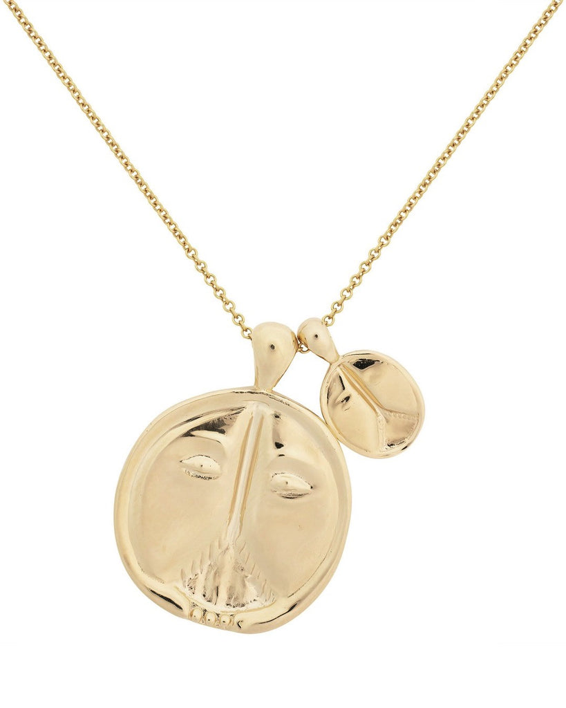 Gemini II Necklace - Prae Store