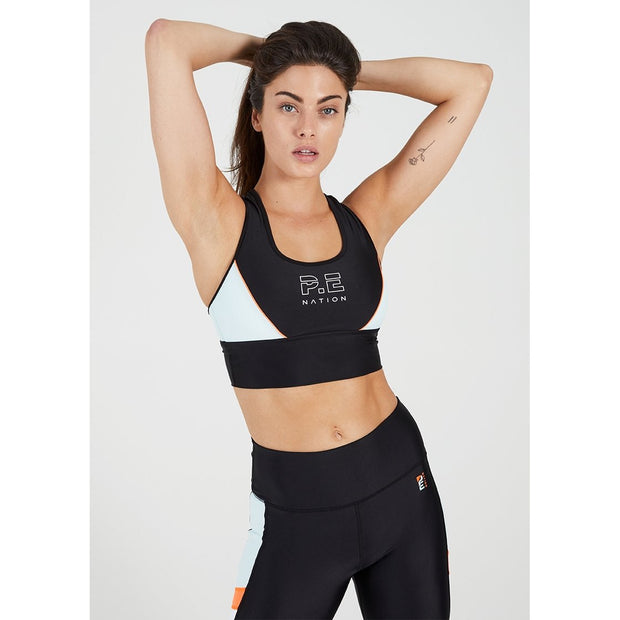 Acceleration Sports Bra - Black