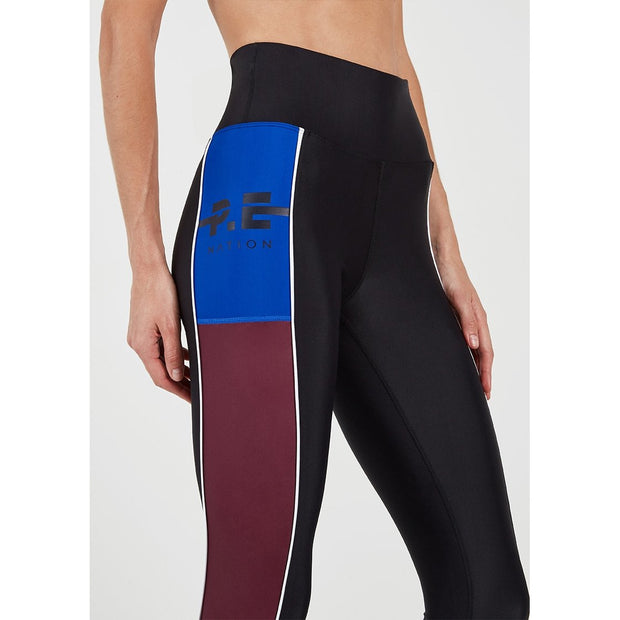 Without Limits Legging - Maroon