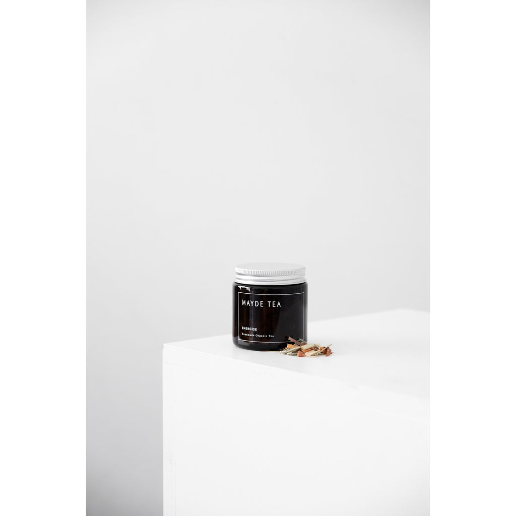 Energise Tea - Mini Jar - Prae Store