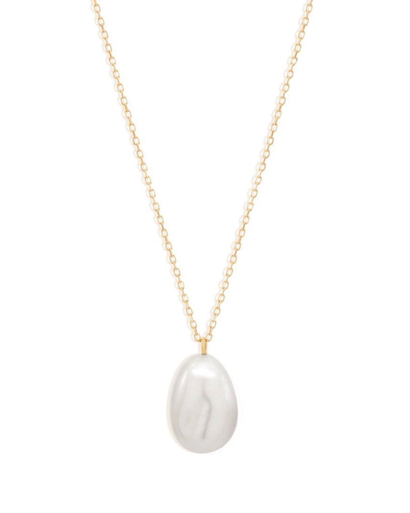 14k Gold Tranquillity Necklace - Prae Store