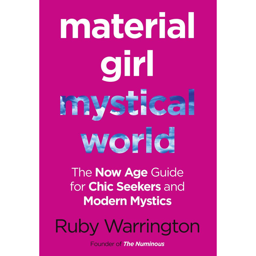 Material Girl, Mystical World: Style, Spirit and Modern Cosmic Thinking for the New Age - Prae Store